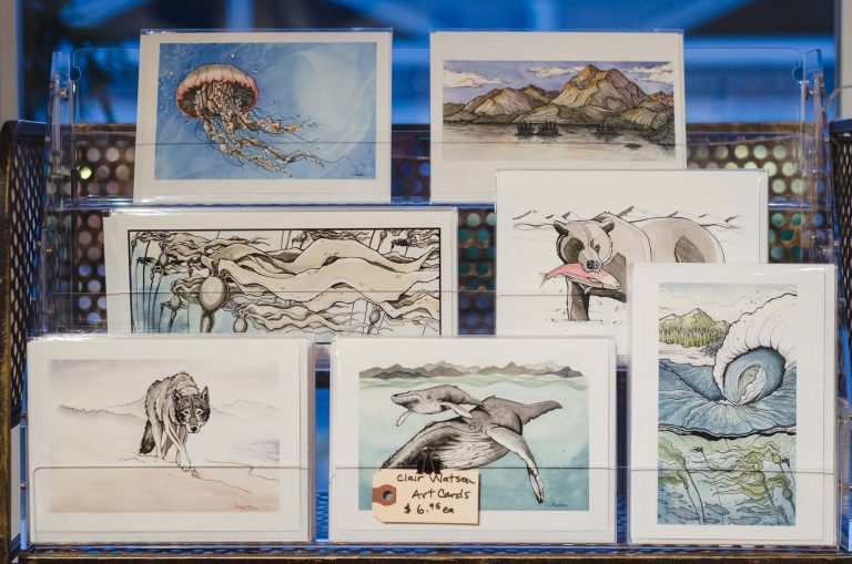 Claire Watson Art Cards
