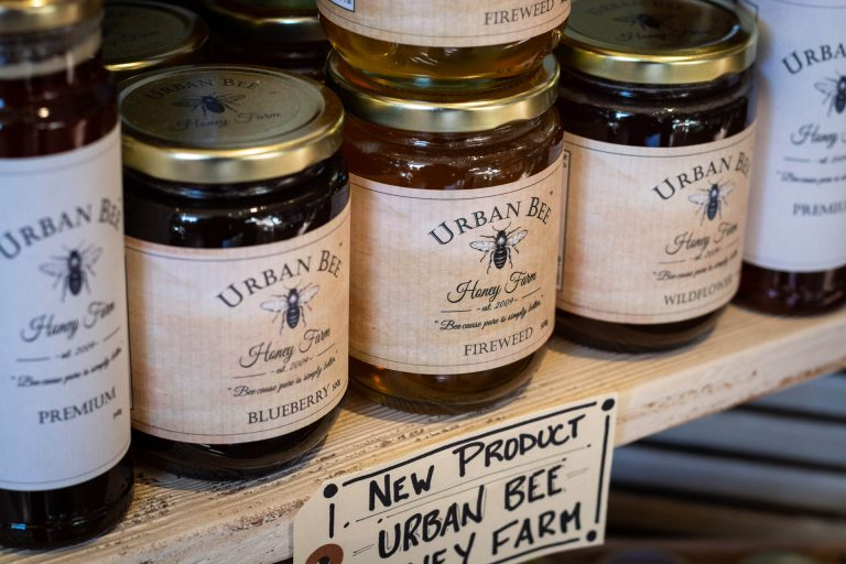 Urban Bee Honey Farm