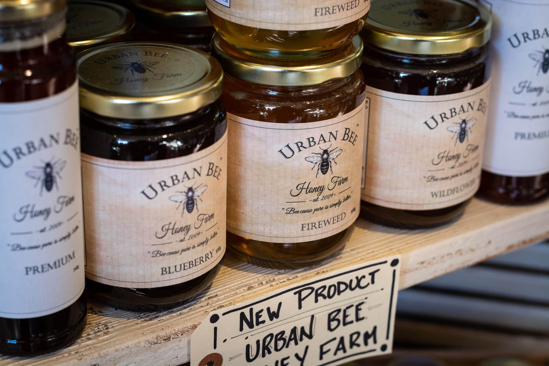 Country Bee Honey Farm