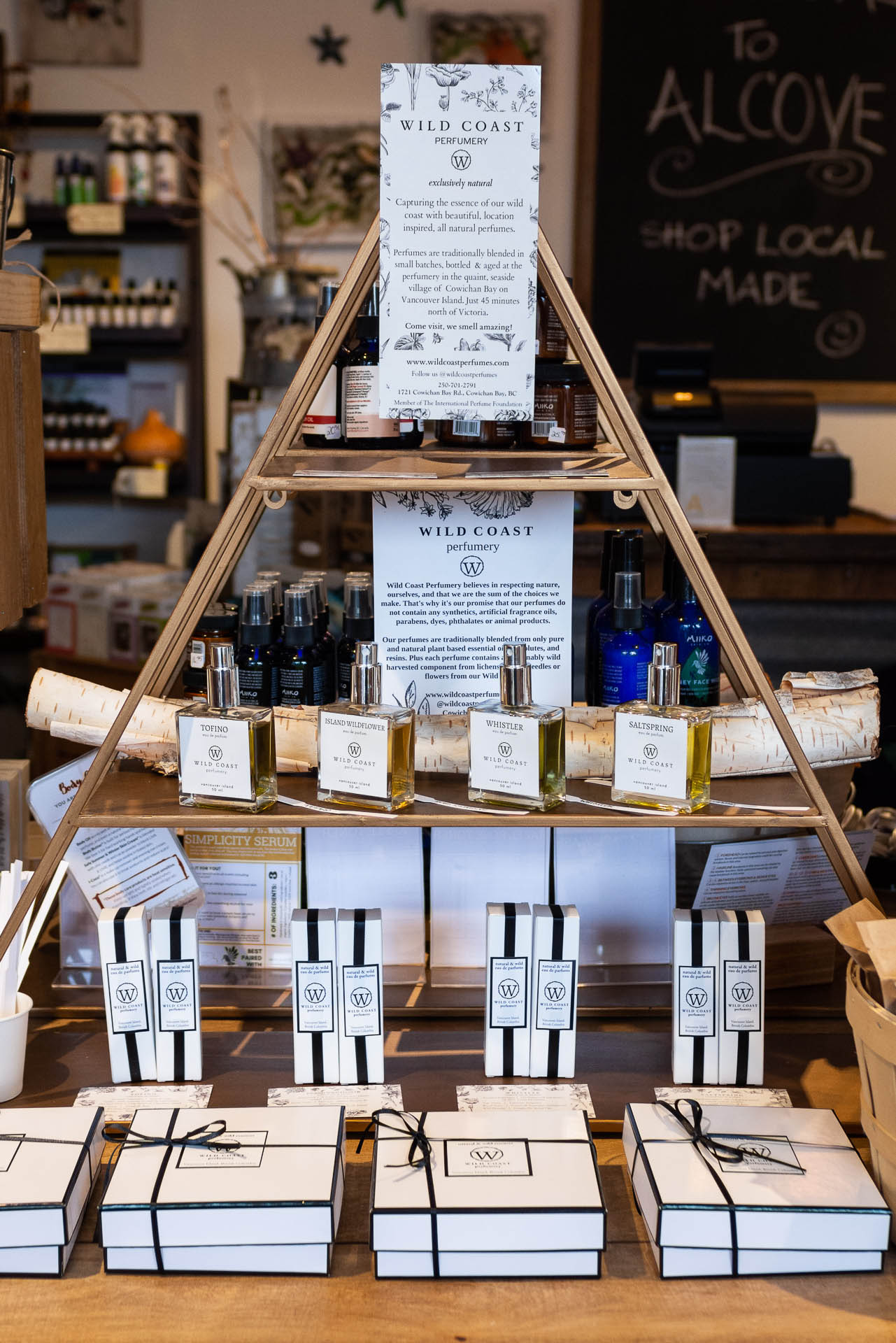 Healingscents Essential Oils - Alcove Homegrown Living