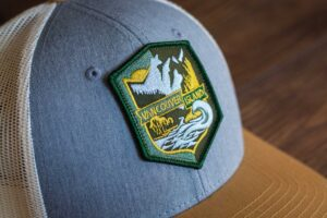 Vancouver Island Trucker Hat by Bough and Antler