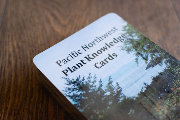 Strong Nations - Pacific Northwest Plant Knowledge Cards by Strong Nations