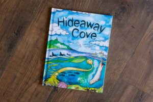 Hideaway Cove Book by Strong Nations