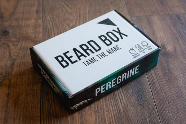 Beard Box by Peregrine Supply Co