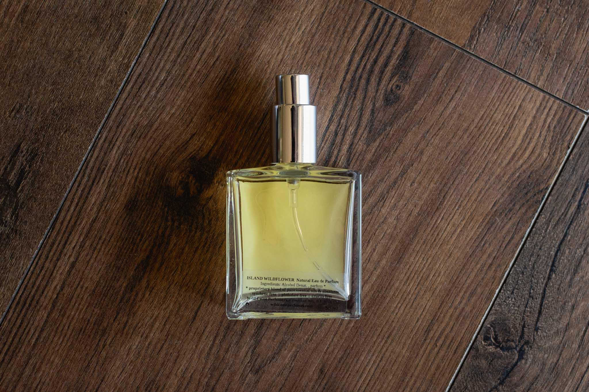 Island Wildflower Perfume by Wild Coast Perfumery