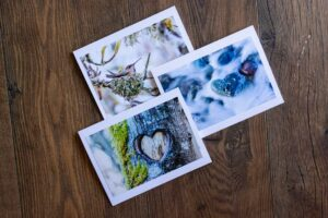 West Coast Greeting Cards (Set of 3) by Adele Cave Photography