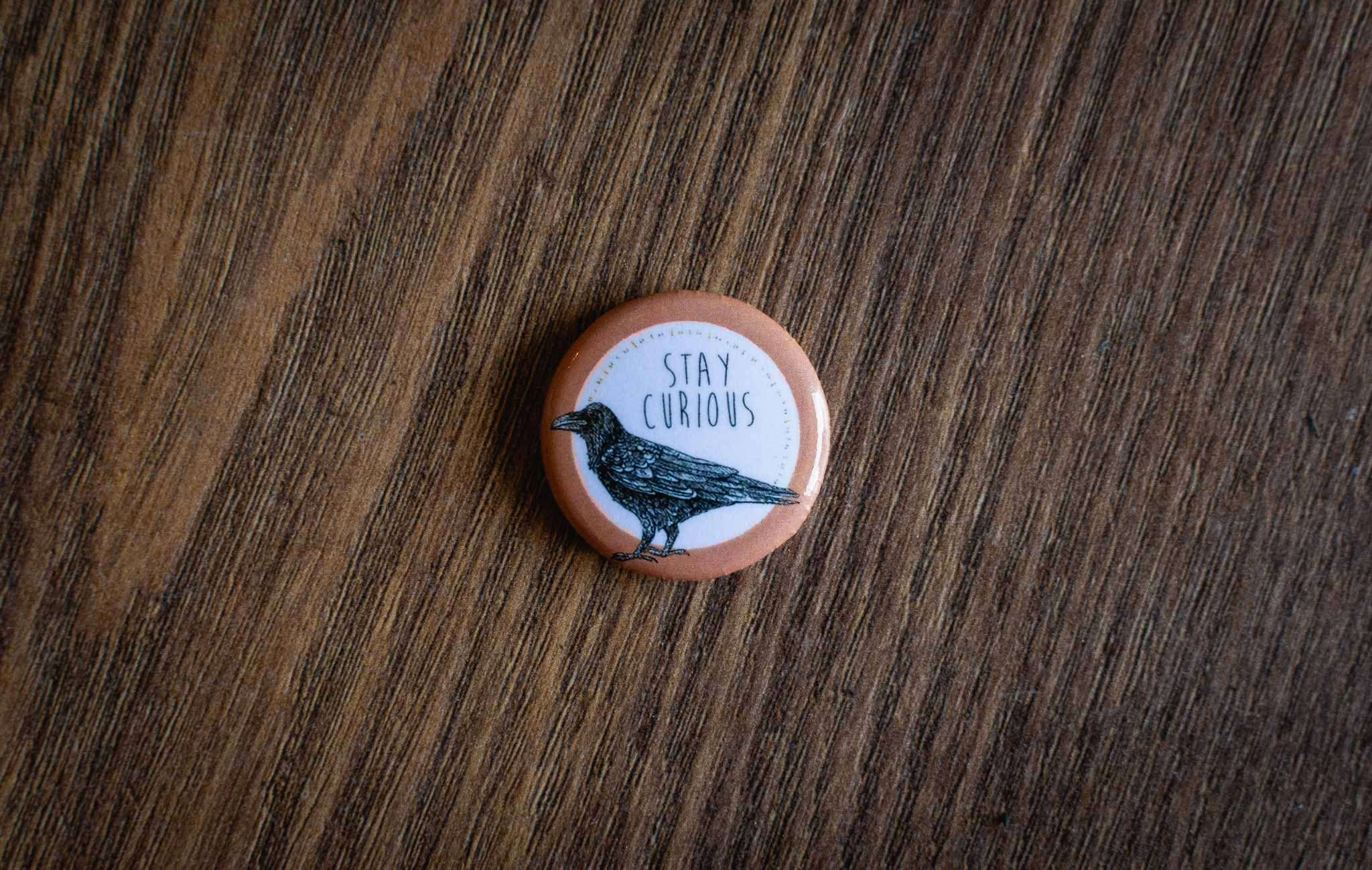 West Coast Pins by Hello Yellow Canary