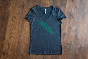 Tree Island Women's Tee Shirt