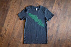 Tree Island Unisex Tee Shirt