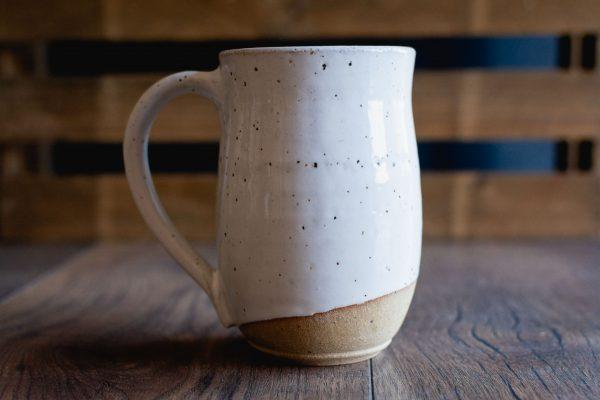 Handmade Ceramic Mug by Marlene Bauer Pottery