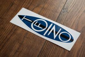Tofino Surfboard Bumper Sticker